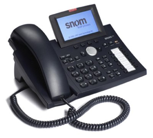 snom 370 Executive IP